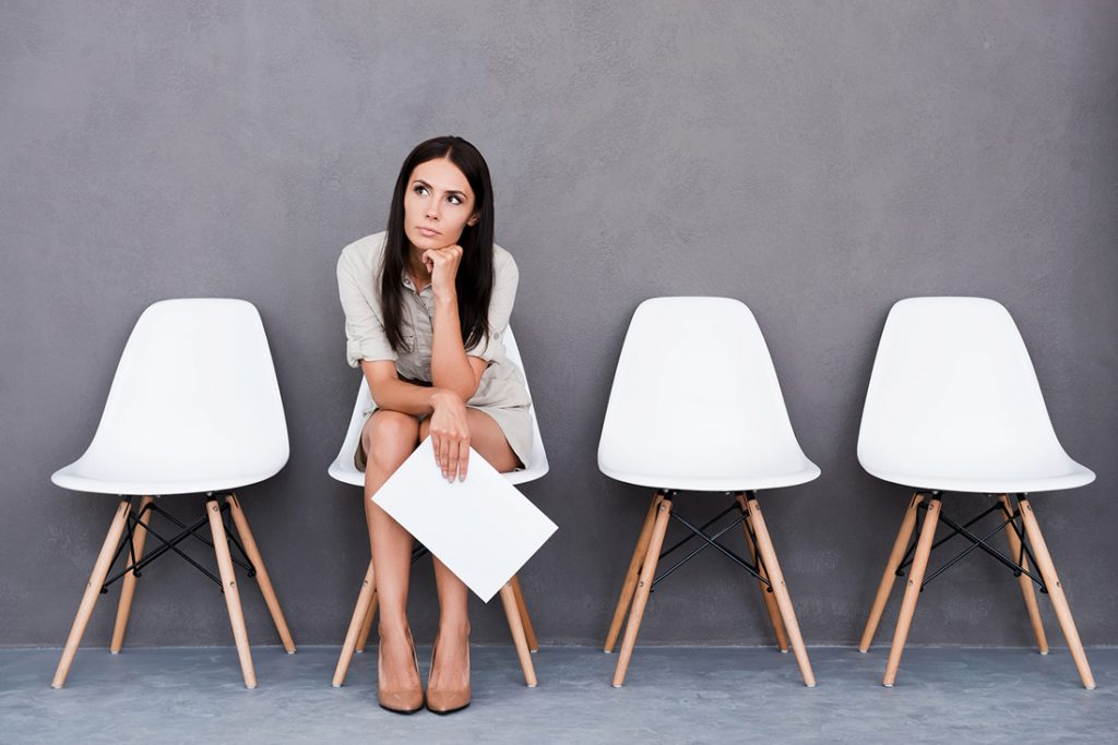 what could silence from recruiter mean?