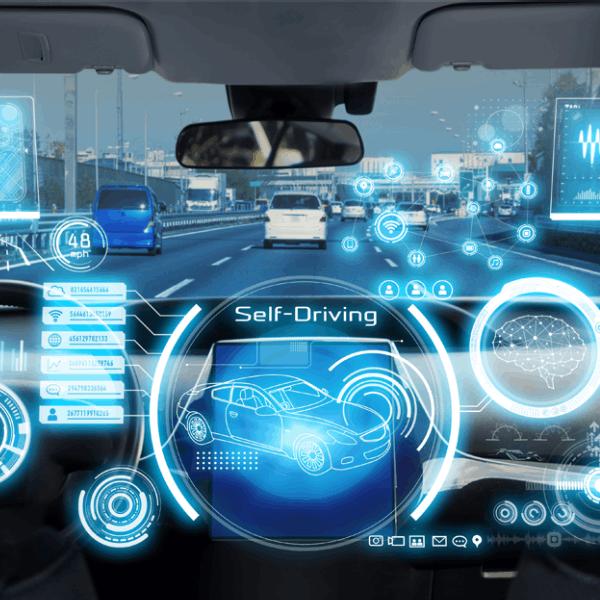 Self Driving Image