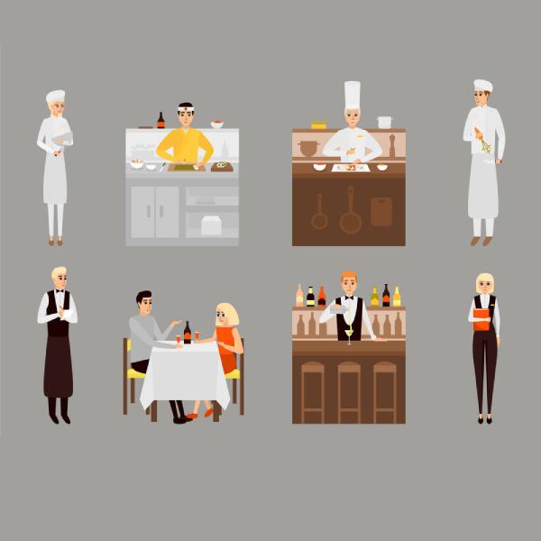 Restaurant Performance Specialist Icon
